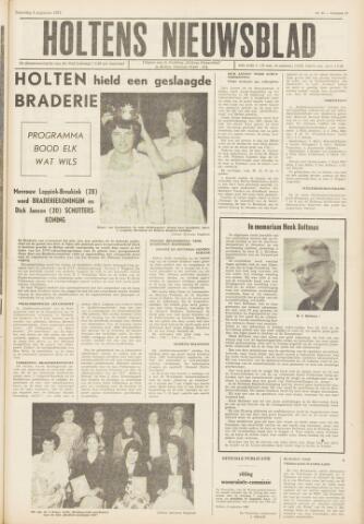 Holtens Nieuwsblad 1962-08-04