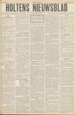 Holtens Nieuwsblad 1951-06-09