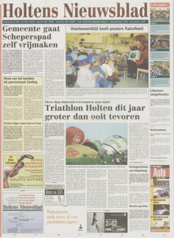 Holtens Nieuwsblad 2002-05-23