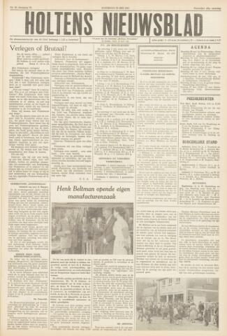 Holtens Nieuwsblad 1958-05-24