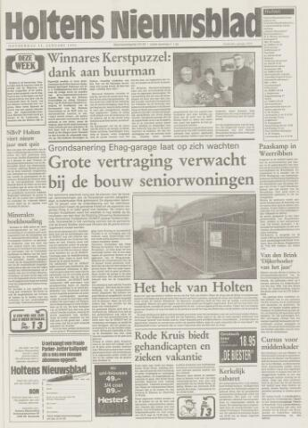Holtens Nieuwsblad 1993-01-14