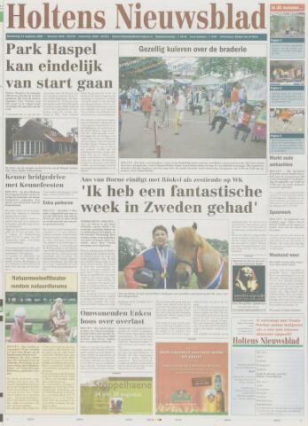 Holtens Nieuwsblad 2005-08-11