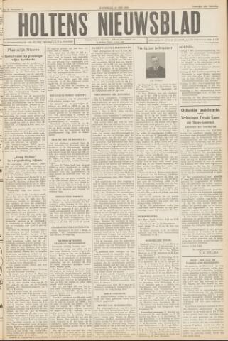 Holtens Nieuwsblad 1952-05-10