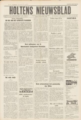 Holtens Nieuwsblad 1966-04-16