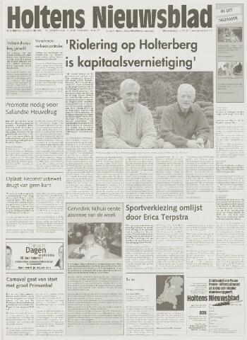 Holtens Nieuwsblad 2000-01-20