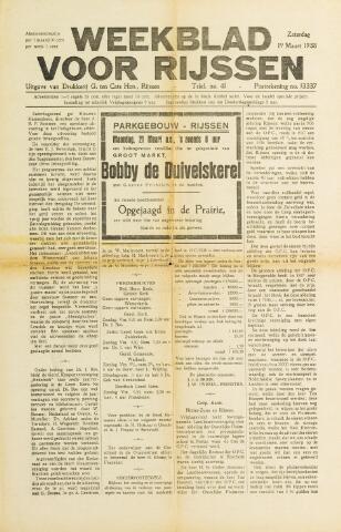 Weekblad voor Rijssen 1938-03-19