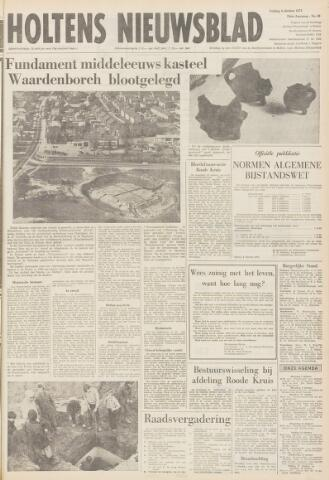 Holtens Nieuwsblad 1972-10-06
