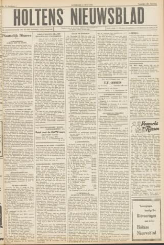 Holtens Nieuwsblad 1952-06-14