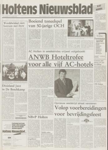Holtens Nieuwsblad 1995-01-26