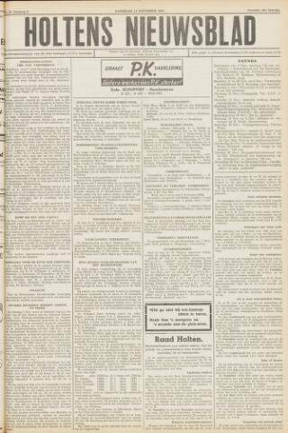 Holtens Nieuwsblad 1950-11-11