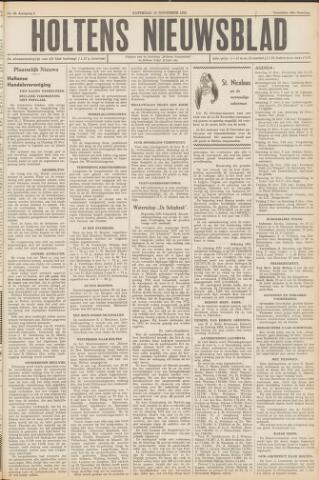 Holtens Nieuwsblad 1952-11-15
