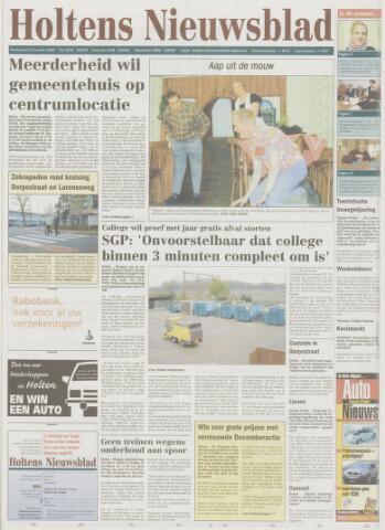 Holtens Nieuwsblad 2002-11-21