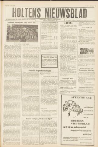 Holtens Nieuwsblad 1962-07-14