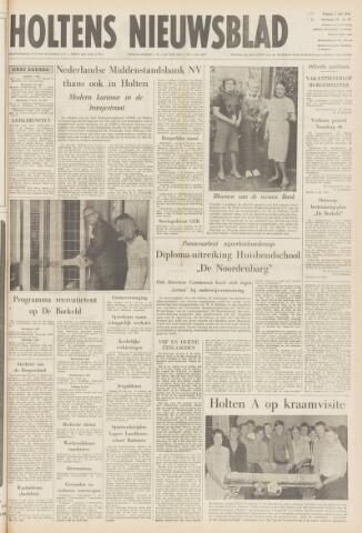 Holtens Nieuwsblad 1970-07-03
