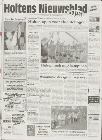 Holtens Nieuwsblad 1999-05-14