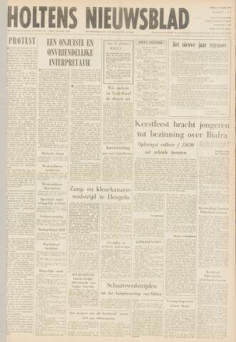 Holtens Nieuwsblad 1970-01-02