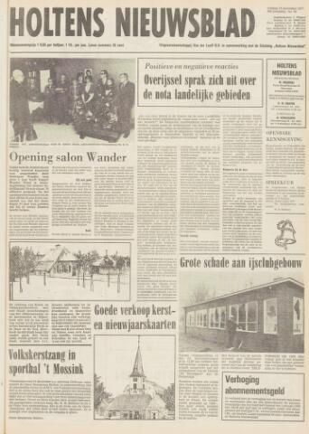 Holtens Nieuwsblad 1977-12-16