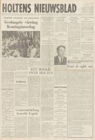 Holtens Nieuwsblad 1974-05-03