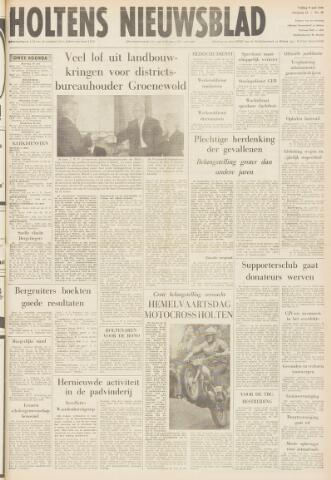 Holtens Nieuwsblad 1969-05-09