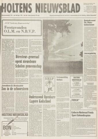 Holtens Nieuwsblad 1978-11-03