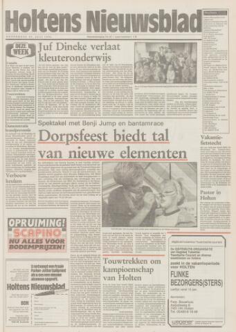 Holtens Nieuwsblad 1993-07-22