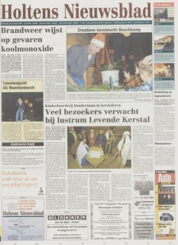 Holtens Nieuwsblad 2002-12-19
