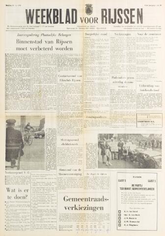 Weekblad voor Rijssen 1970-05-29