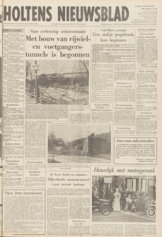 Holtens Nieuwsblad 1971-11-12