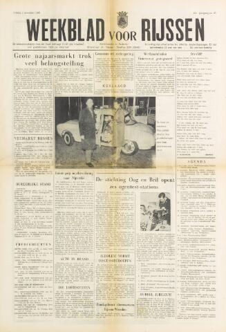 Weekblad voor Rijssen 1963-11-01