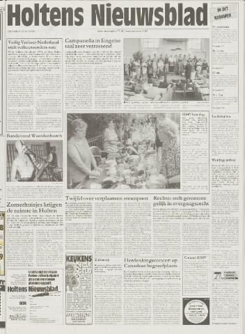 Holtens Nieuwsblad 1998-06-25