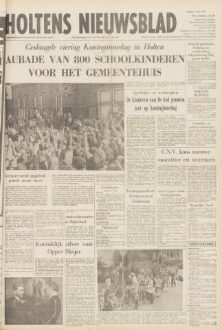 Holtens Nieuwsblad 1972-05-05