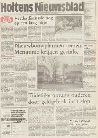 Holtens Nieuwsblad 1987-09-24