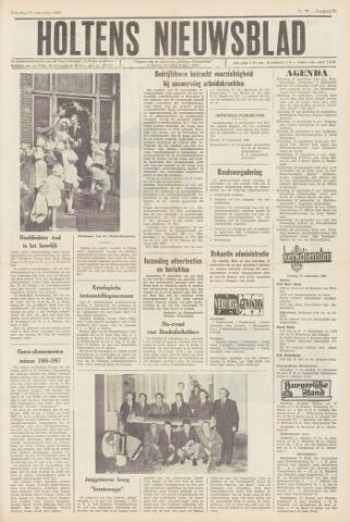 Holtens Nieuwsblad 1966-09-17