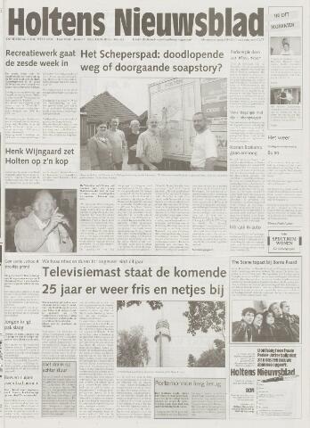 Holtens Nieuwsblad 2000-08-03