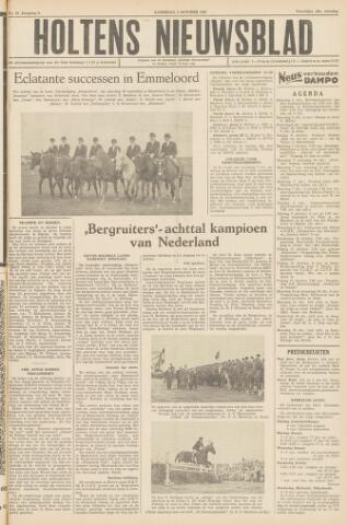 Holtens Nieuwsblad 1957-10-05