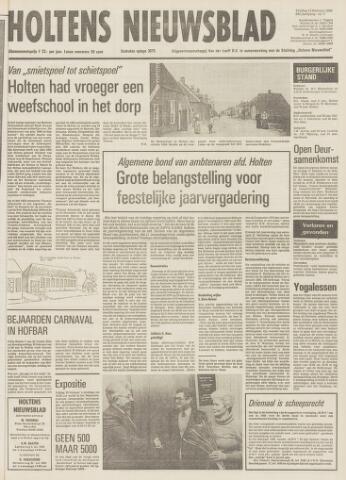 Holtens Nieuwsblad 1980-02-15