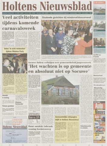 Holtens Nieuwsblad 2002-02-07