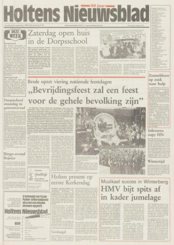 Holtens Nieuwsblad 1989-09-21