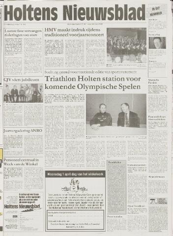 Holtens Nieuwsblad 1998-03-26