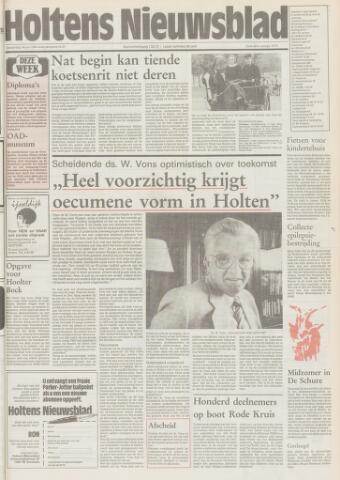 Holtens Nieuwsblad 1990-06-14