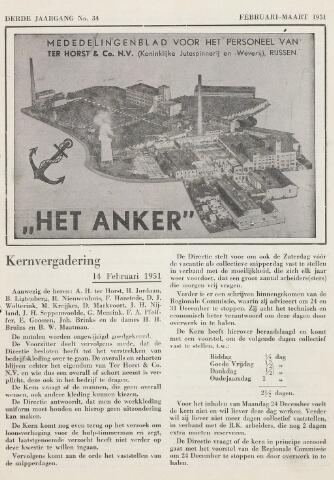 Het Anker 1951-02-01