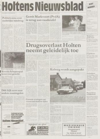 Holtens Nieuwsblad 1996-10-03