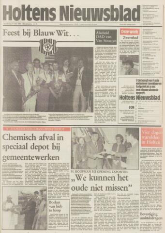 Holtens Nieuwsblad 1984-05-17