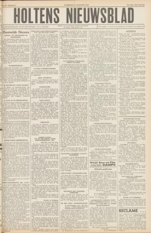 Holtens Nieuwsblad 1954-08-28