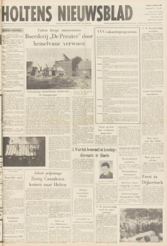 Holtens Nieuwsblad 1969-08-08