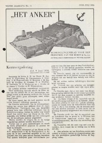 Het Anker 1954-06-01