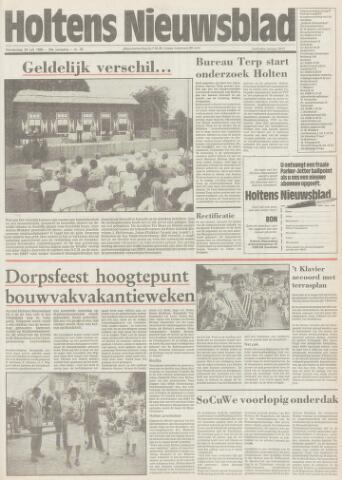 Holtens Nieuwsblad 1986-07-24