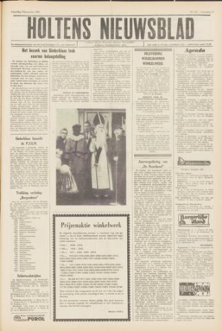 Holtens Nieuwsblad 1965-12-04
