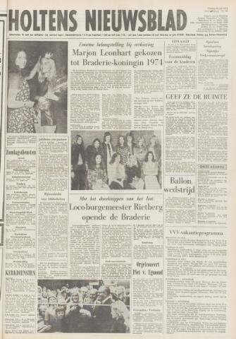 Holtens Nieuwsblad 1974-07-26
