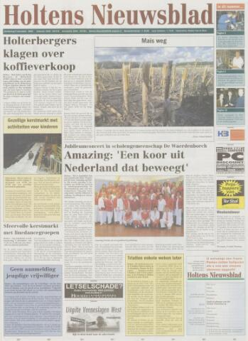Holtens Nieuwsblad 2004-12-09